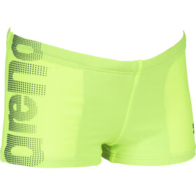 arena Logo Shorts Jongens, soft green